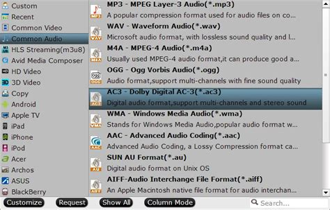 ac3 audio format zip file all categories instructionstarter