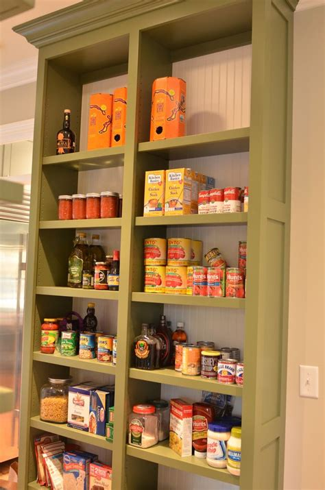 Open Pantry Ideas by 25 Best Ideas About Open Pantry On Open
