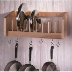 Pots And Pans Storage Rack 17 Best Ideas About Pan Organization On