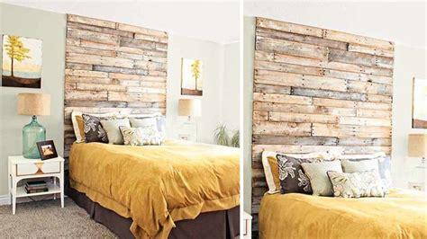 canapé lit en palette 20 tutos pour fabriquer une t 234 te de lit avec des palettes