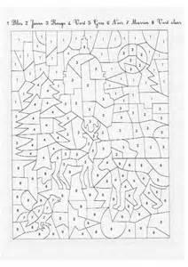 coloriage 224 imprimer chiffres et formes coloriages