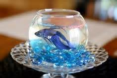 Link Score With This Bowl Centerpiece by Best 25 Fish Bowl Centerpieces Ideas On Bowl