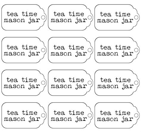 gift in a jar tag template search results calendar 2015 search results for free printable mason jar template