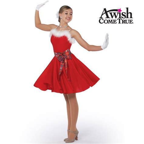 christmas attire for dance contest dress discount evening dresses