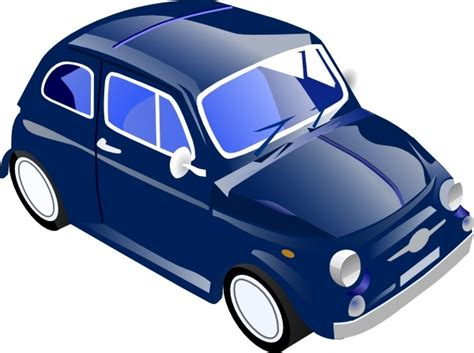 small car little small car saves gas clip art free vector in open