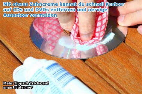 Kratzer Aus Cd Polieren by Mit Zahnpasta Cds Und Dvds Retten
