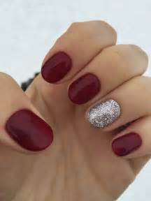 maroon nail color 25 best ideas about maroon nails on fall