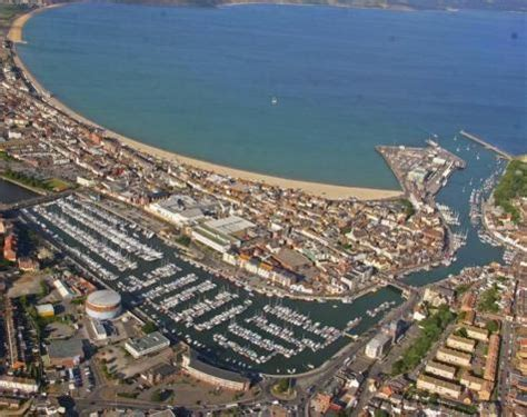drone weymouth portland bowleaze