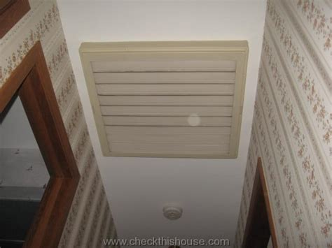 attic fan louver cover whole house fan shuttercover review checkthishouse