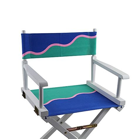 Directors Chair Replacement Canvas by Casual Home Director Chair Replacement Canvas Wavy Wave