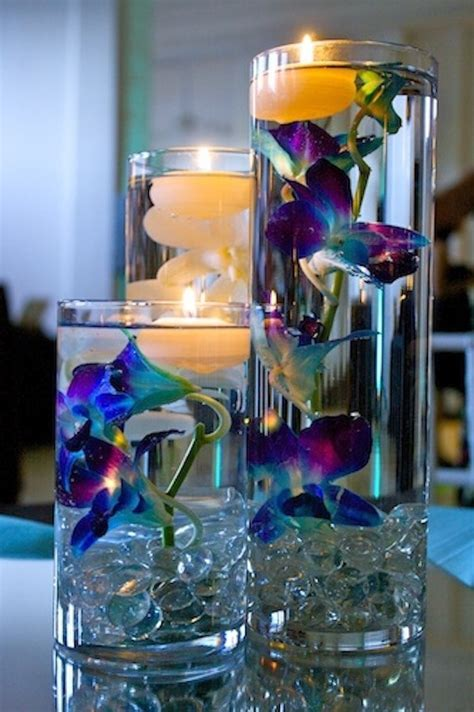 wedding centerpieces with candles and water it will you try these floating candle vase for 2016