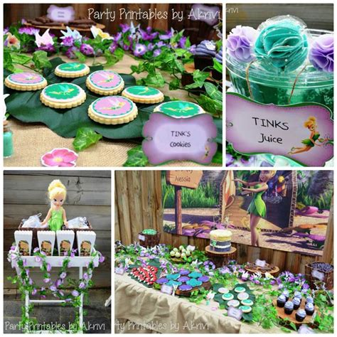 tinkerbell decorations ideas birthday party tinkerbelle kara s party ideas tinkerbell party ideas supplies decor