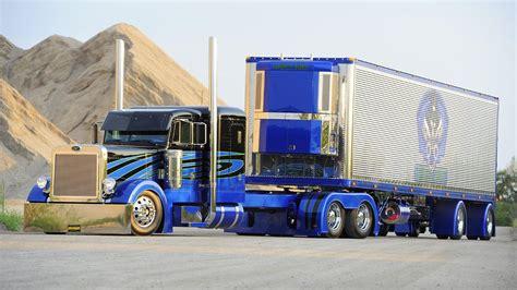 trucks  wheeler peterbilt wallpaper