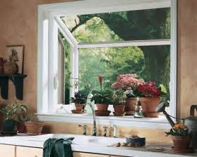Bay Window Garden Ideas Bay Windows For The Kitchen Columbia Cabinetworks Home Ideas For Gardens