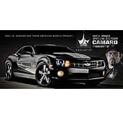 Paul Jr Designs Builds The Worlds Ugliest Camaro