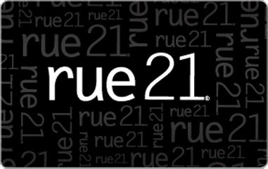Rue 21 Gift Card - rue 21 egift card