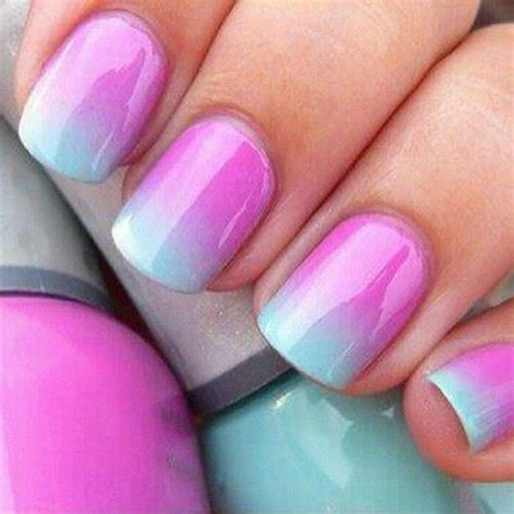 tutorial nail art degrade everything ombre thevintagevines