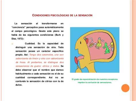 atencion imagenes mentales y conciencia senso percepci 243 n definici 243 n trastornos psicofisiolog 237 a