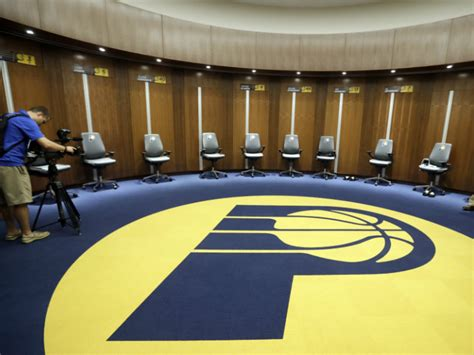 pacers room pacers hoping new practice facility becomes selling point abs cbn sports