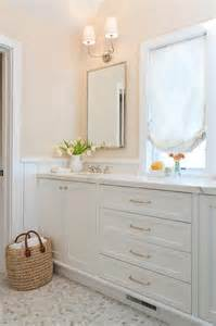 Fitted Bathroom Ideas by White And Cream Bathroom Design Transitional Bathroom
