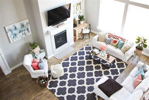colorful living room colorful living room honeybear