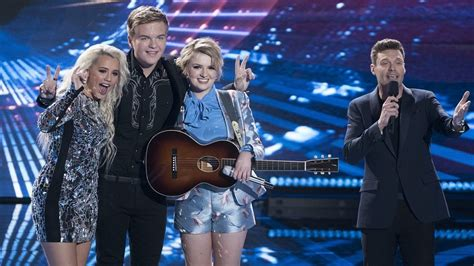 May Top 3 american idol the three and what you didn t see