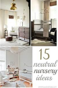 Nursery Decorating Ideas Neutral Vintage Rustic Nursery Christinas Adventures
