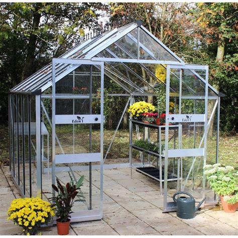 eden blockley    greenhouse aluminium