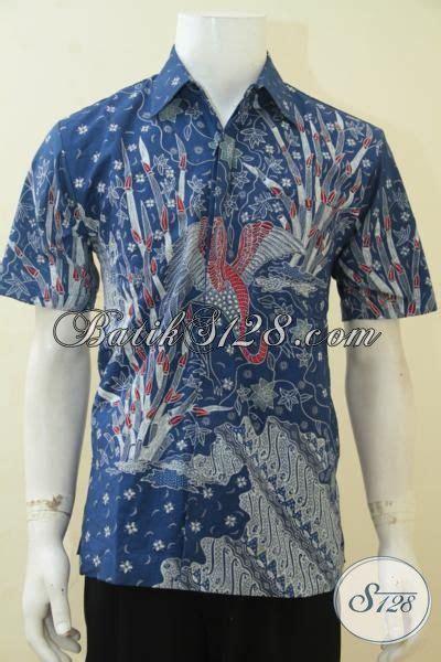 Kemeja Hem Lengan Pendek Exclusive Batik Parang White Rice 100 gambar baju batik executive dengan kemeja batik mewah kesukaan para executive baju batik