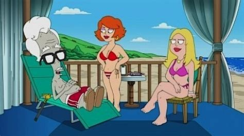 Max Jets Roger Gina And Francine American Dad Photo Fanpop