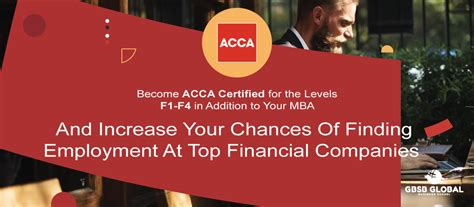Certifications For Mba Finance Students by Mba In Finance In Madrid Gbsb