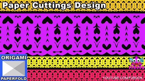 Craft Paper Cutting Designs Find - 87 paper cutting design easy paper craft tutorial room