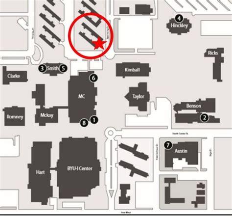 Lsu Cus Map Printable byui map pdf of a basic byu idaho cus map pin byu idaho
