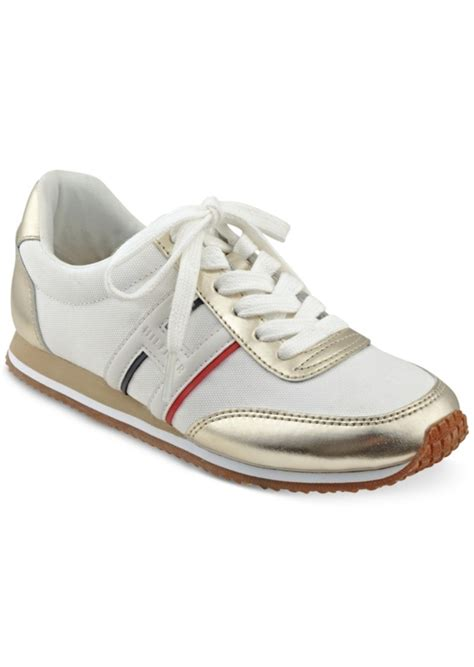 tommy hilfiger tommy hilfiger vibe sneakers womens shoes