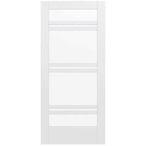 jeld wen 36 in x 80 in moda primed white 6 panel solid jeld wen 36 in x 80 in moda primed pmc1071 solid core