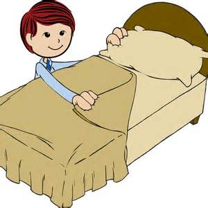make bed up boy making bed clipart clipart suggest