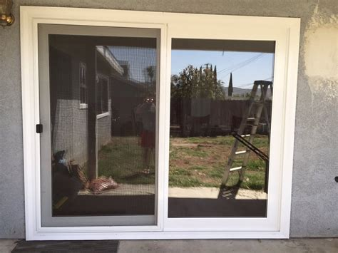 Patio Door Rail Rail Patio Door Yelp