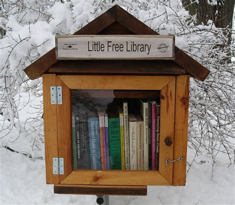 front yard library lending library add one to your front yard