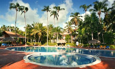 all inclusive punta cana vacation with airfare from