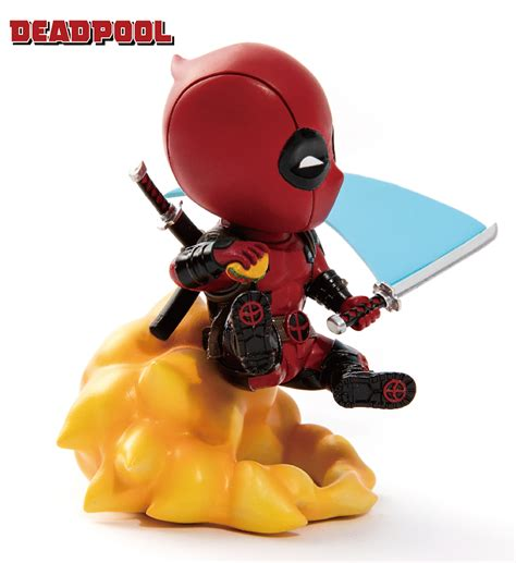 Fig 2184 Vi Egg Attack mar188663 marvel comics mea 004 deadpool ambush px fig previews world