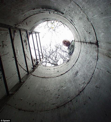 Backyard Bomb Shelter Blast From The Past Fascinating Photos Show Backyard Bomb