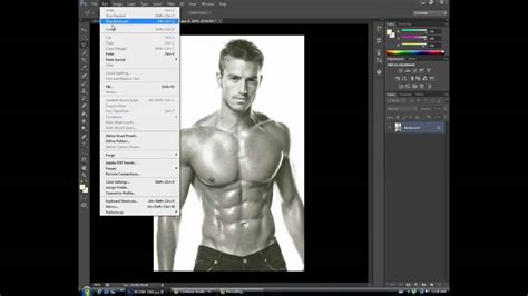 Photoshop Tutorial Join A Head With A Body | photoshop tutorial quot how to put your head on another body
