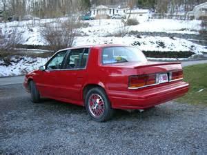Dodge Sprit 1991 Dodge Spirit Pictures Cargurus