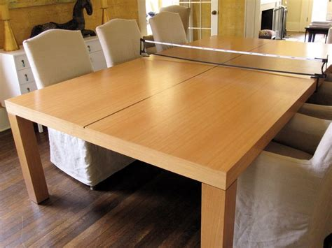 ping pong dining room table dining room ping pong table marceladick com