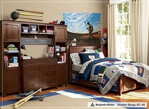 vintage sports themed boy s bedroom traditional 1000 images about vintage baseball decor on pinterest