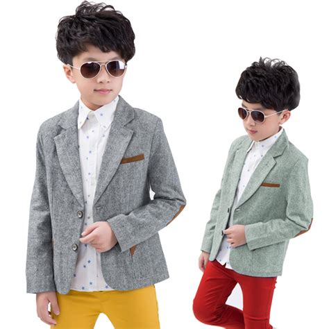 Blazer Pria Blazer Styli blazer boys sleeve autumn 2015 fashion boy