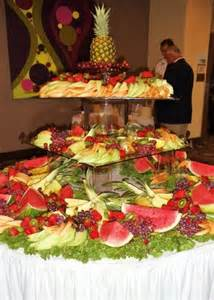 fruit table at my wedding fruit displays
