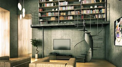 contemporary home design books library inspiration