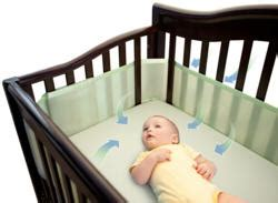 Are Bumpers Dangerous In Cribs by Breathablebaby R Supports Chicago S City Council Ban Of