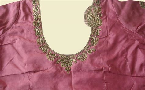 embroidery design in blouse hand embroidery designs on saree and blouses abiroopa in
